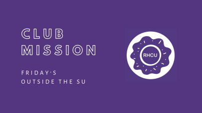 Club Mission slide